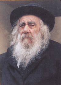 Chavrusa of Rav Berland - The Steipler
