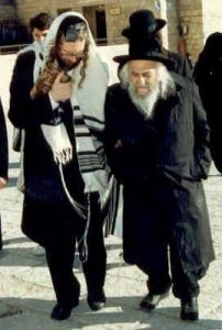 Rav Berland and Rav Bender