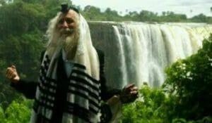 Rabbi Berland Victoria Falls