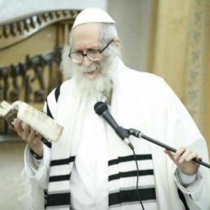 Rav Berland Motzei Yom Kippur