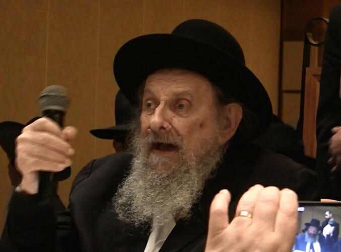 rabbi dovid chaim stern