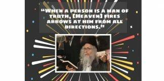 Rav Berland Man of Truth