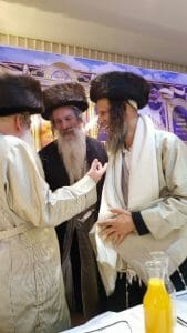 Rav Ofer Erez, Rav Eliyahu Merav, Rav Michael Gol