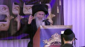 Rav Yehoshua Dov Rubinstein