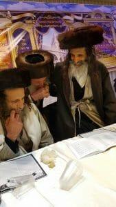 Rav Moshe Tzanani, Rav Eliyahu Merav, Rav Ofer Erez