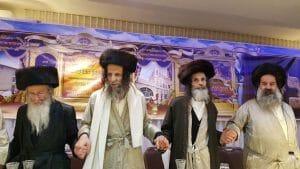 Rav Yalon Yitzchaki, Rav Moshe Tzanani, Rav Ofer Erez, Rav Yehoshua Dov Rubinstein