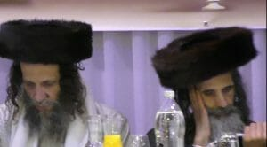 Rav Moshe Tzanani and Rav Ofer Erez