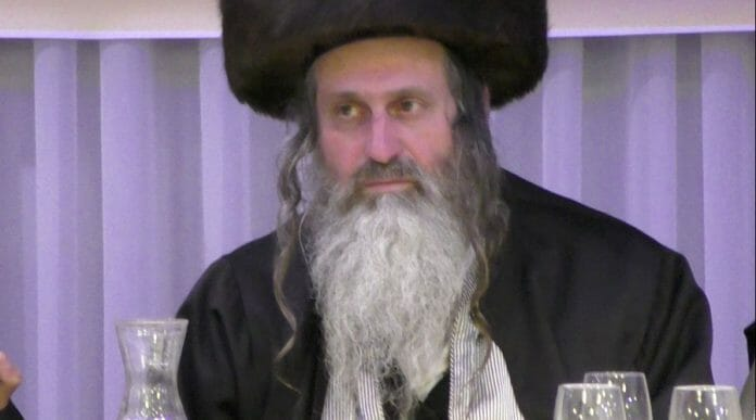 Rav Shmuel Stern head of Nachalei Netzach institutions