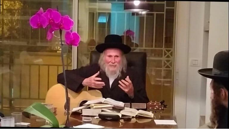 Eliyahu Shemesh: Watch: Rav Eliyahu Succot In Ramat Bet Shemesh : Shuvu