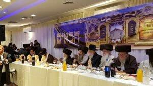 Rav Ofer Erez, Rav Eliyahu Succot, Rav Michael Gol, Rav Yaakov Ludmir, Rav Shalom Arush, Rav Yehoshua Dov Rubinstein, Rav Menachem Azoulai, Rav Pinchas Bek