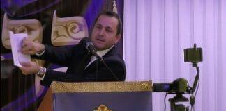 Rav Berlands Attorney Ephraim Dimri