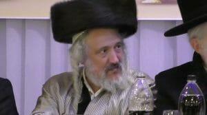 Rav Yitzchak Weitzlander