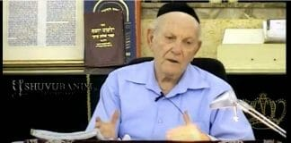 The famous kabbalist The Milkman warns the public away from talking negatively about Rav Berland.