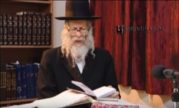 Rav Berland talks about how the 'hated, disgraced' man brings moshiach