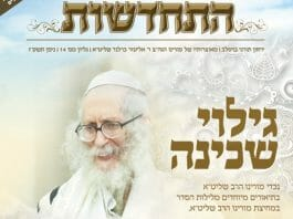 How to serve Hashem in a time of constriction - Rav Eliezer Berland