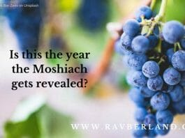 Moshiach-revealed