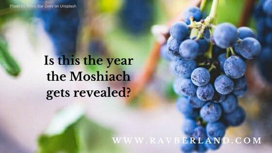 Moshiach-revealed