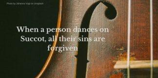 Dancing-succot