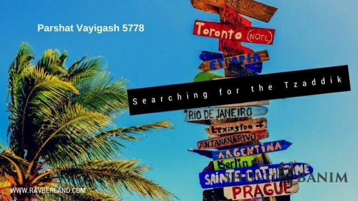 parshat-vayigash-searching-tzaddik
