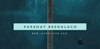 Parshat Beshalach: Secrets of the Torah