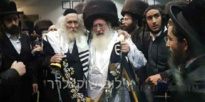 Wedding of the Spinka Rebbe, Bnei Brak