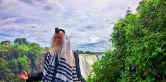 Rav Berland in Zimbabwe