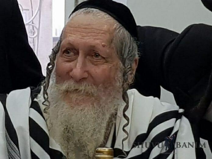 Engagement of Rav Berland's grandson