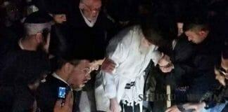 funeral of Rav Yehezkel Berland