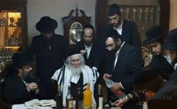 Rav Ifergan in Netivot