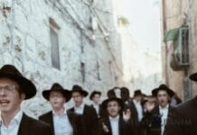 Parshat Devarim, the Kotel