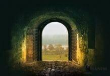 Shoftim, gates of Gan Eden