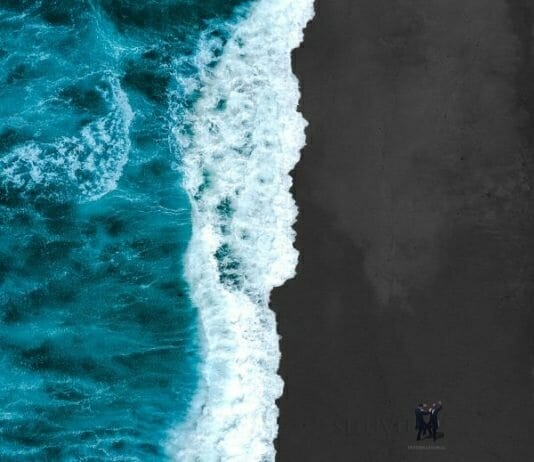 new splitting of the sea