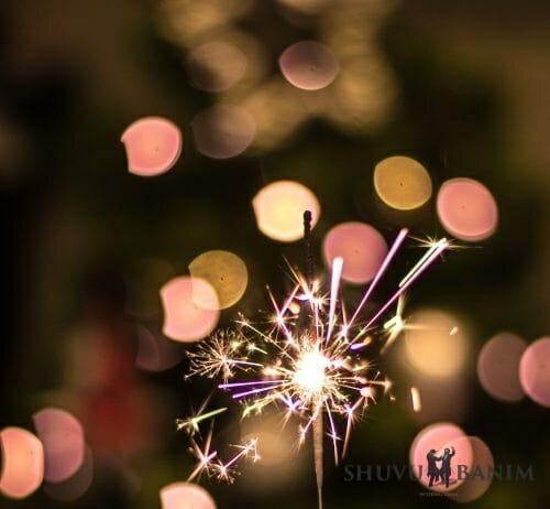 Bereishit 5779 sparks of light