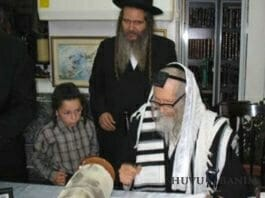 Rav Arush and Rav Berland