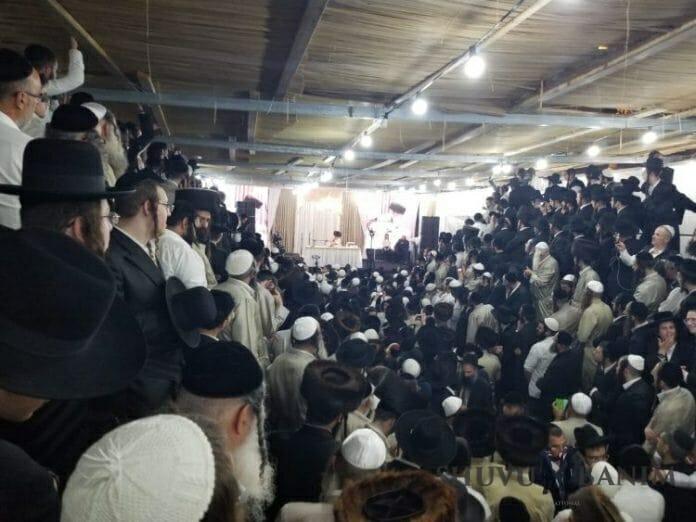 Succah Rabbi Berland 2019