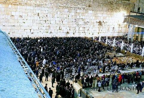 prayer rally for rabbi berland