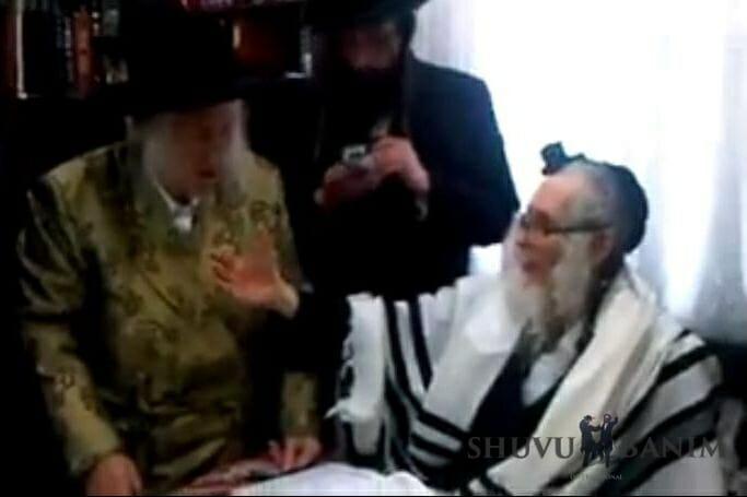 the kaliver rebbe