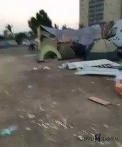Ayalon Prison Encampment Ramla