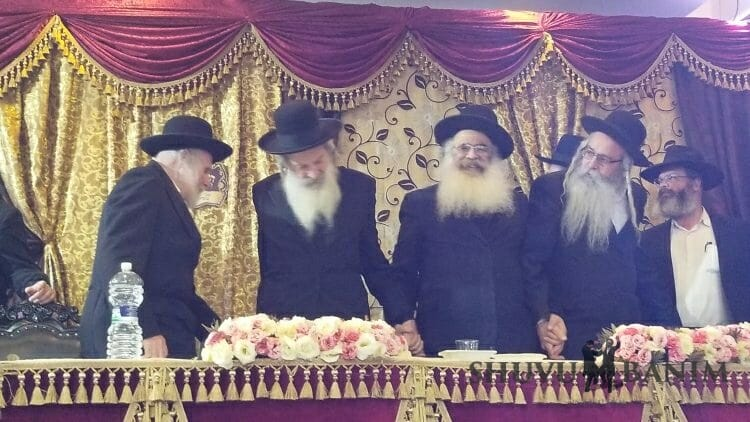 Rabbi Elmaliach, Farkas, Meirav, Succot