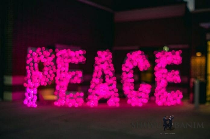 peace in the home