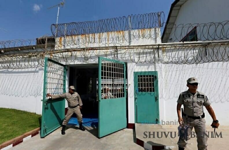 Thailand Prison