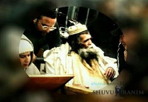 Rabbi Amos Gweta