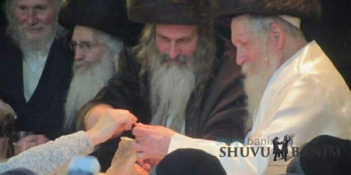 Rav Berland and Rav Shmuel Stern
