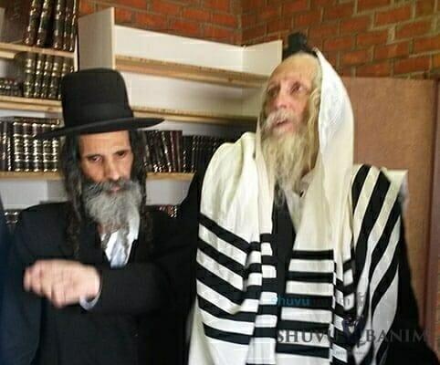 Rav Berland - Rav Tzanani
